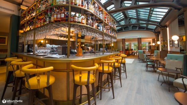 Maison bréguet salle du restaurant maison bréguet bar