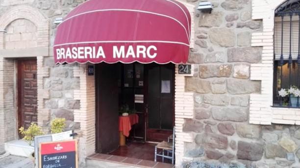 Braseria Marc Fachada