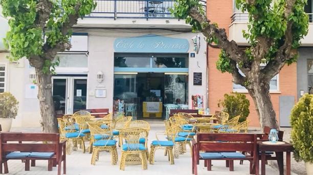 Café La Provença Terraza
