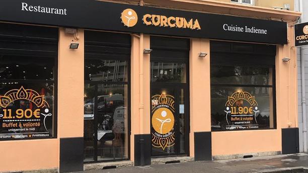 Curcuma facade