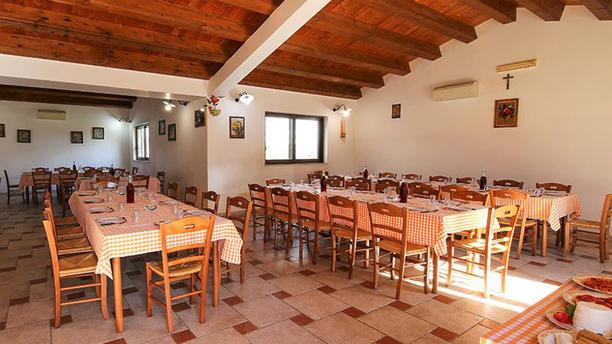 Ristorante Agriturismo Iaconinoto Salle du restaurant