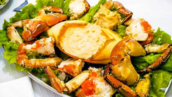 O Moleiro ristorante piatti tipici a Casal Da Murta in Portogallo