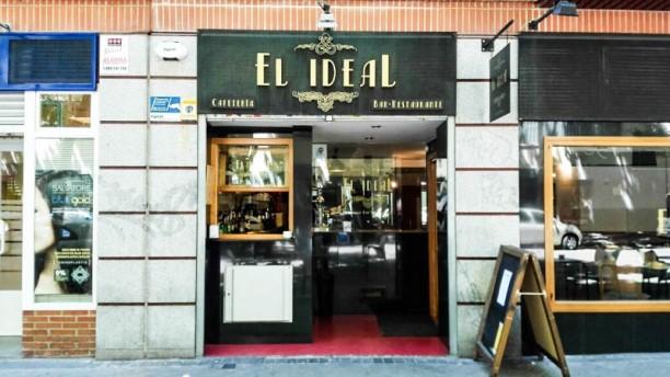 El Ideal La entrada