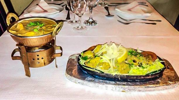 Annapurna - Almada sugestão do chef