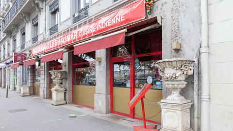Le Shalimar, Lyon