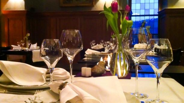 Restaurant Violin (Kasteel Wittem) Restaurantzaal