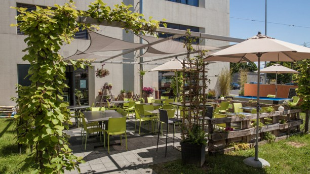 Vidy Lunch Café La terrasse