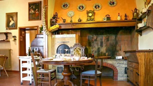 Cocciopesto Bistrot Sala del ristorante