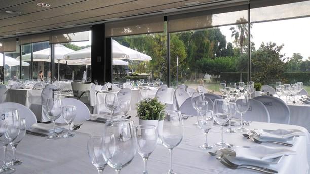 La Masía Sánchez-Casal Vista sala