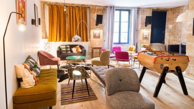 Vue de la salle - Les Darons, Bordeaux