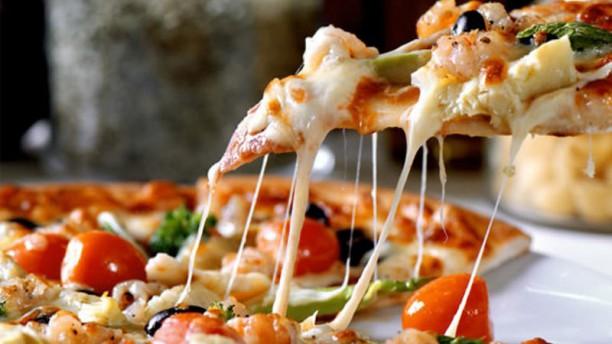 Yaam Pizza filante