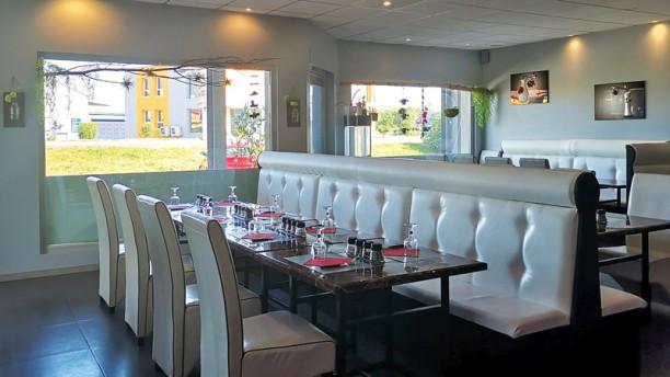 ZHM Restaurant Salle du restaurant