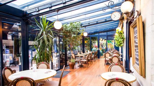 Café de la Gare Terrace