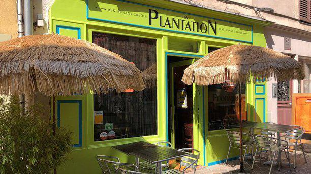 La Plantation Extérieur