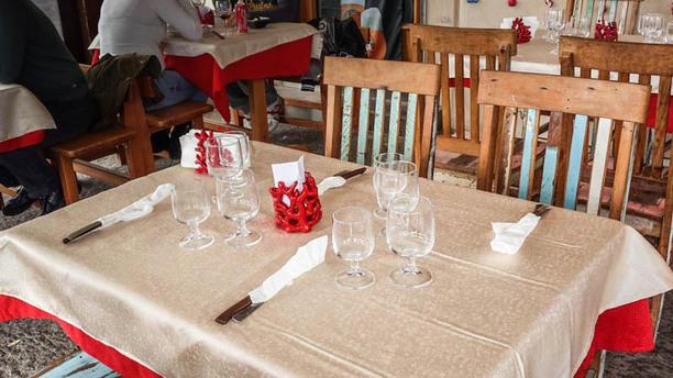 Capitan Uncino Vista tavolo