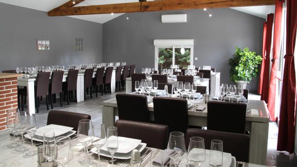 Intervalle Het restaurant