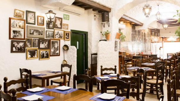 Taberna El Mentidero Vista sala