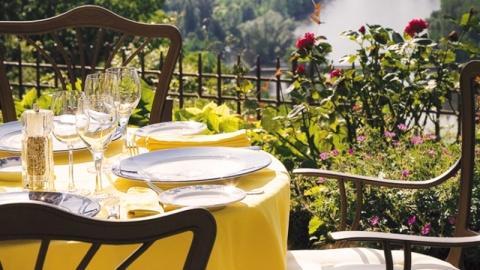 restaurant - L'Esplanade - Bouzic