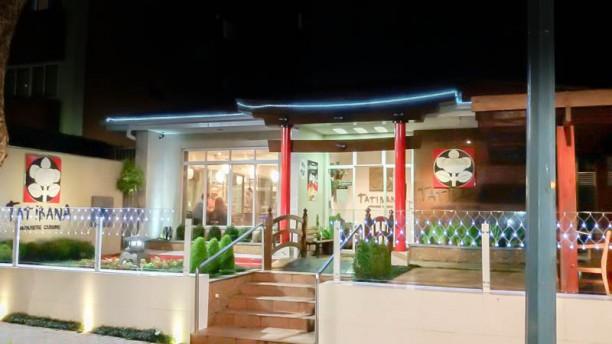 Tatibana Japanese Cuisine fachada do restaurante