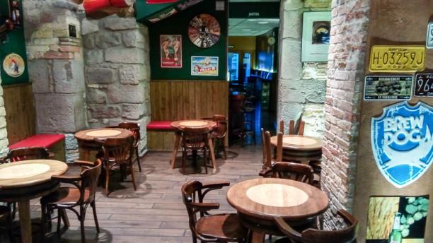 Gaelic Gastro Pub Vista sala