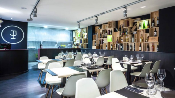 Piropo Sala del restaurante