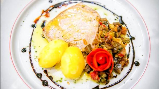 Las Cortes de Cádiz Sugerencia del chef
