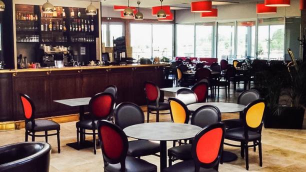 La Cabriole Notre Bar et la Salle de restaurant