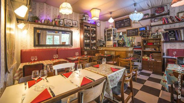 Le babalou in paris restaurant reviews menu and prices for Restaurant le miroir montmartre