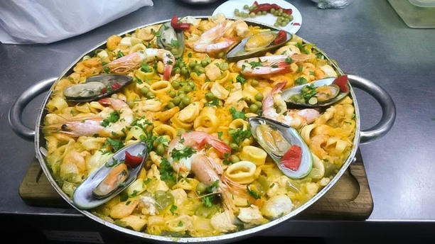Petisqueira Barca Sugerencia del chef