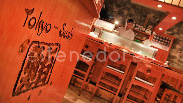 Tokyo Sushi Detalle Sala