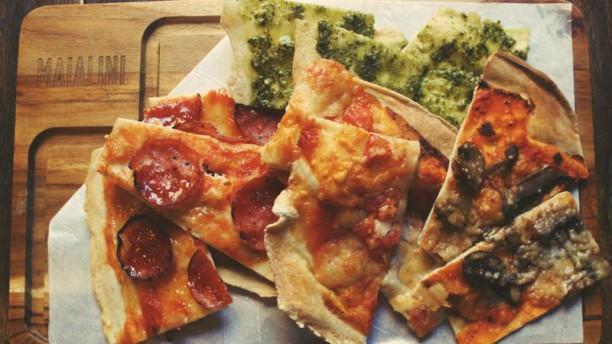 Maialini Pizzas aperitivo