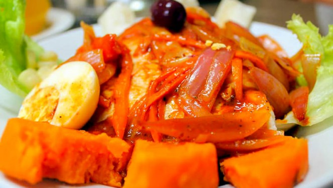 Sugerencia del chef - Terrazas del Manzanares, Madrid
