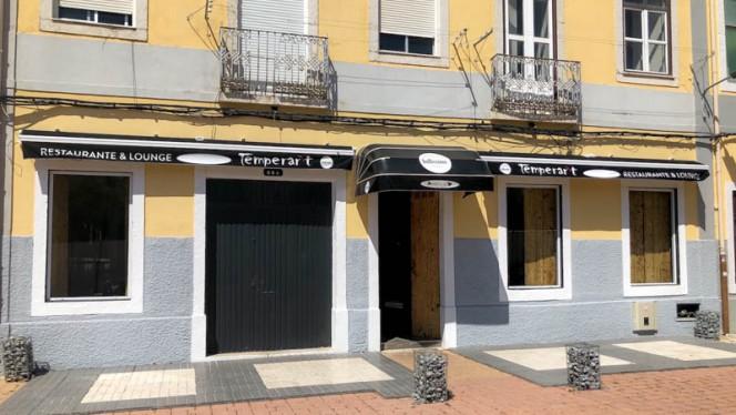 Temperart ristorante mediterraneo a Setúbal in Portogallo