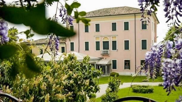 Villa Castagna Esterno