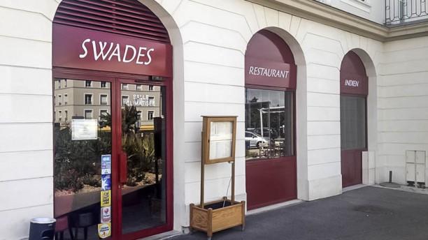 Swades entrée