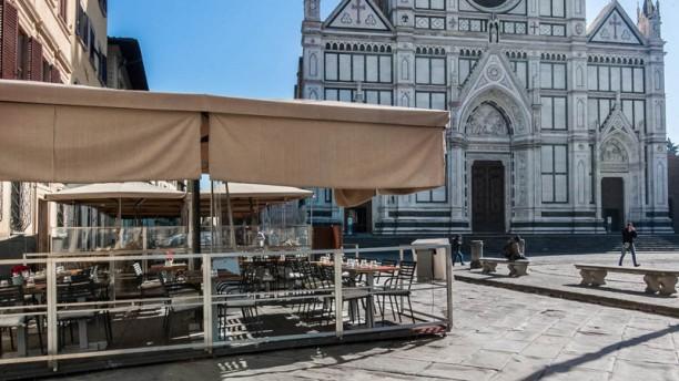Osteria Santa Croce esterno