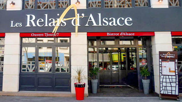 restaurant les relais d 39 alsace saint nazaire 44600 avis menu et prix. Black Bedroom Furniture Sets. Home Design Ideas