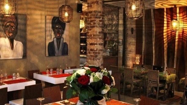 O'Maquis Versailles Salle du restaurant
