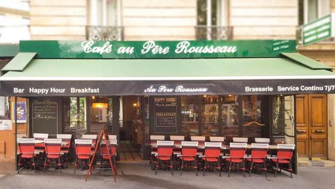 Au Père Rousseau - Restaurant - Paris