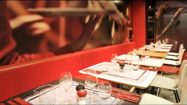 Ibis Kitchen Paris Issy Les Moulineaux Val de Seine coin de la salle
