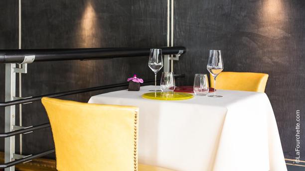 Astrance Table dressée
