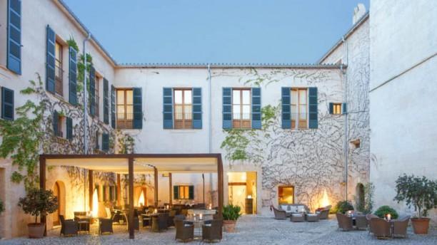 Arxiduc - Hotel Hilton Sa Torre Vista terraza