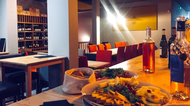 La Barrique Salle du restaurant