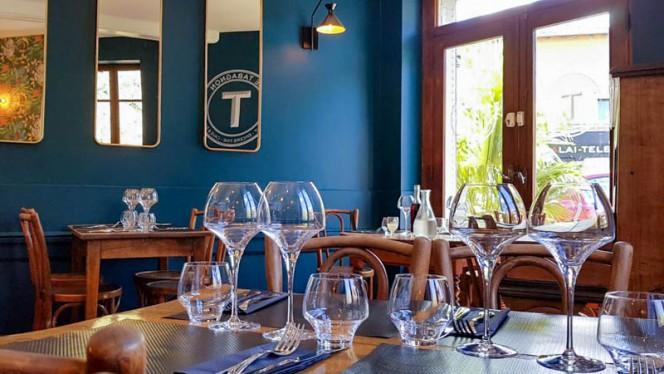 Le Tabagnon - Restaurant - Tassin-la-Demi-Lune