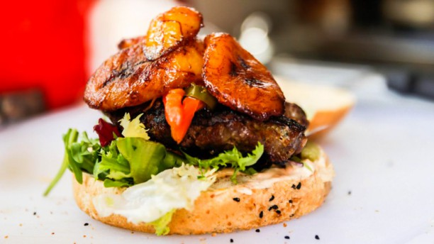 Afrika Burger Suggestion de plat
