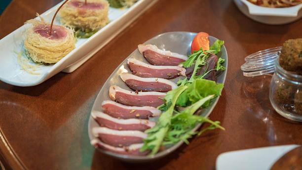 O very Table Mermoz suggestion du chef