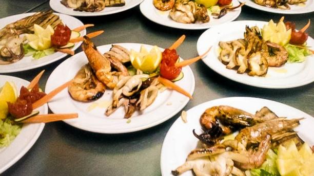 Noi del Manzoni piatti di pesce