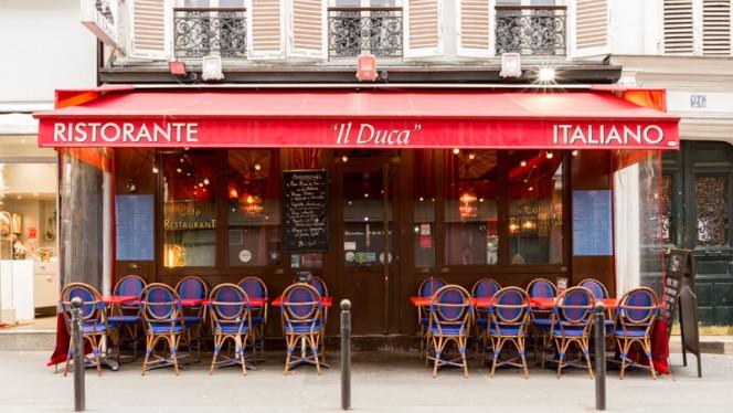Il Duca - Restaurant - Paris