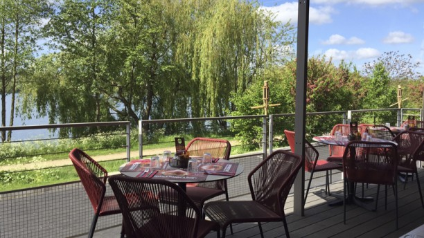 Le grill du lac restaurant 61 route nationale 91350 grigny adresse horaire - Table a pizza viry chatillon ...
