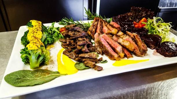 Mediterráneo Real Sugerencia del chef